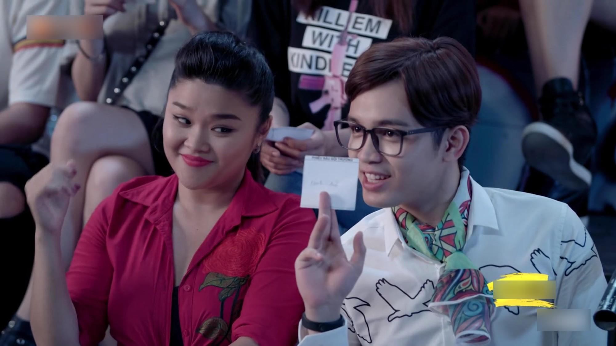 Glee Việt tập 12: Yaya Trương Nhi bị Angela nắm thóp, Đỗ An vạch trần bụng bầu của vợ - Ảnh 3.