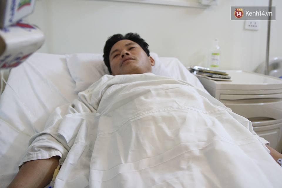 Giây phút sinh tử: Người cha hiến một phần cơ thể để giữ lại mạng sống cho con gái 15 tuổi - Ảnh 3.