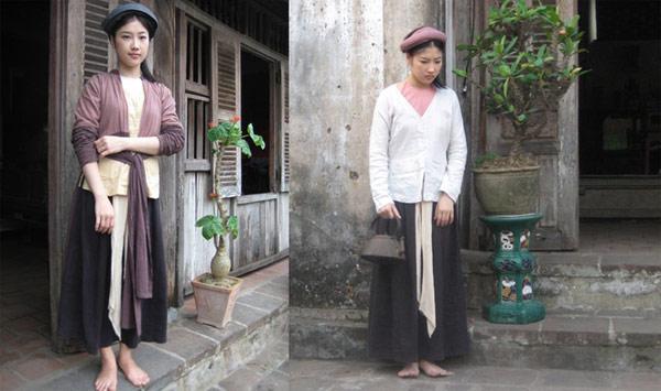 Trước Cô Ba Sài Gòn, không ít lần những tà áo truyền thống Việt Nam gây dấu ấn trên màn ảnh - Ảnh 5.