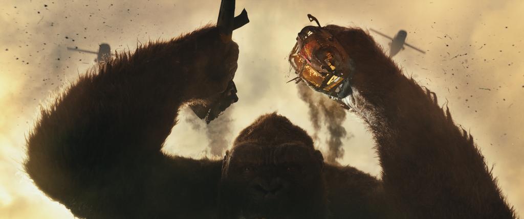Đầu tư đến 190 triệu đô, Kong: Skull Island thả con tép bắt con tôm? - Ảnh 6.