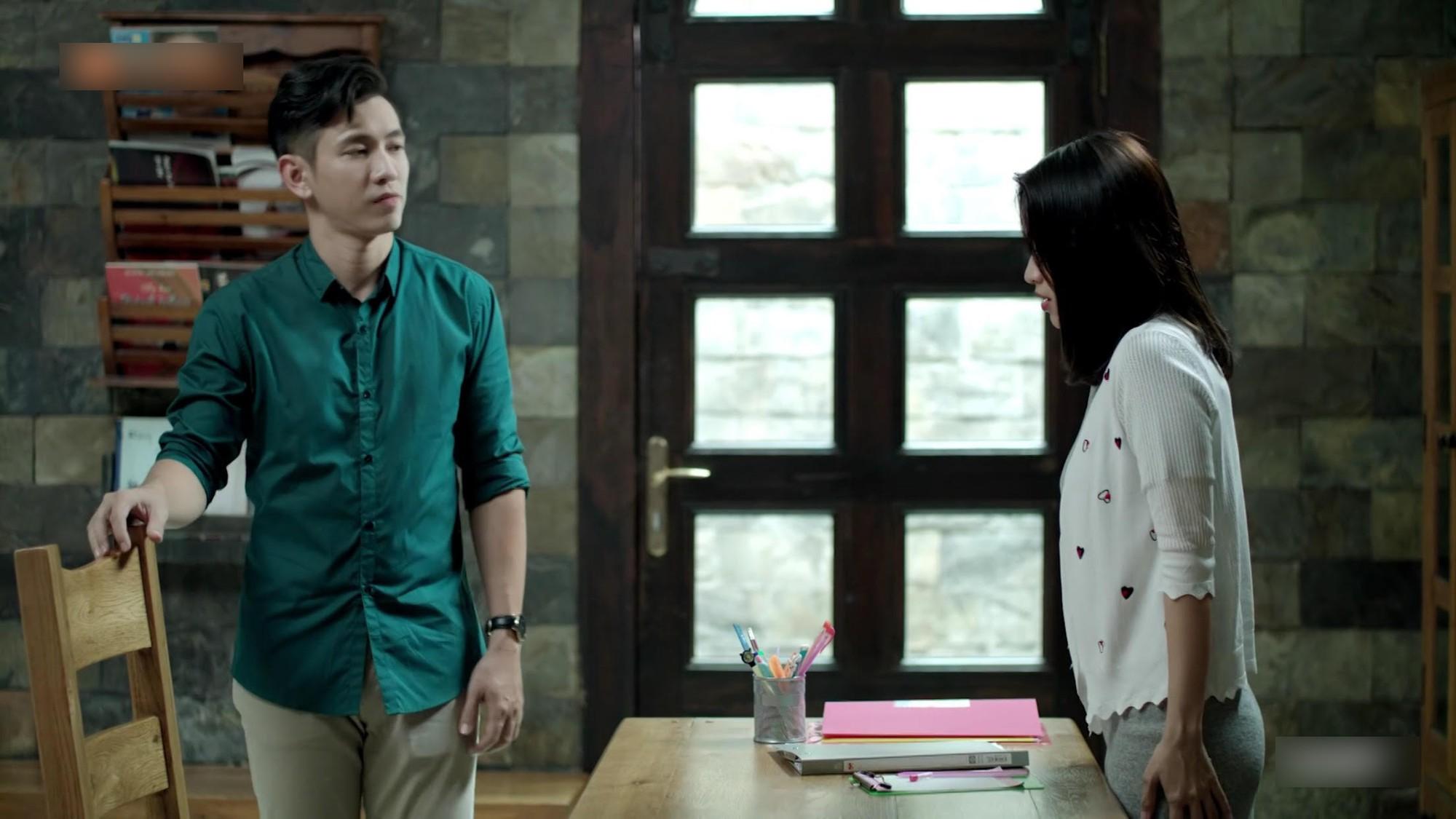 Glee Việt tập 12: Yaya Trương Nhi bị Angela nắm thóp, Đỗ An vạch trần bụng bầu của vợ - Ảnh 8.