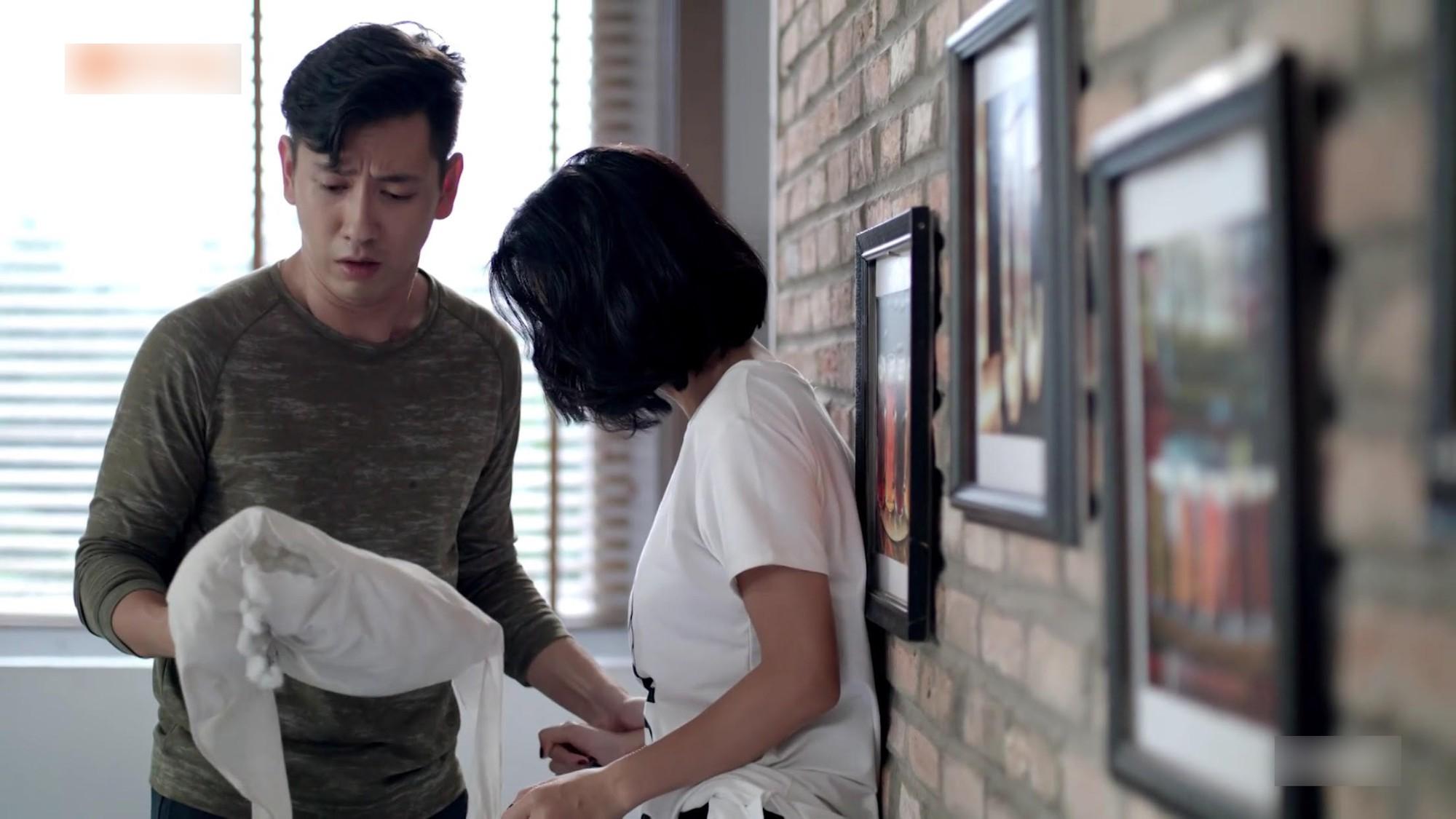 Glee Việt tập 12: Yaya Trương Nhi bị Angela nắm thóp, Đỗ An vạch trần bụng bầu của vợ - Ảnh 9.