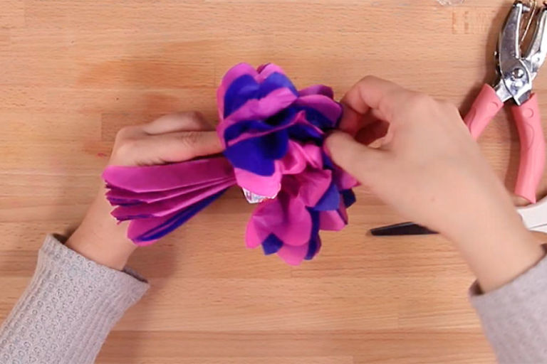 """Hoa kẹo mút - món quà """"chữa cháy"""" cực đáng yêu khi... quên mua quà tặng - Ảnh 7."""