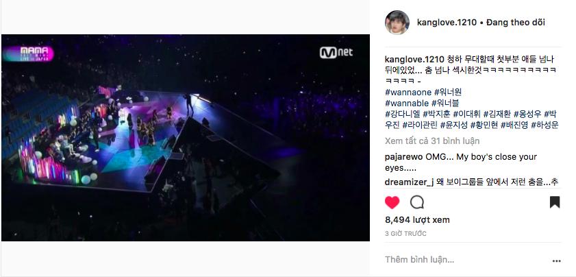 Tình huống khó xử tại MAMA: Wanna One, EXO người ngượng chín mặt, kẻ nhìn chằm chằm vào nữ idol nhảy sexy - Ảnh 7.