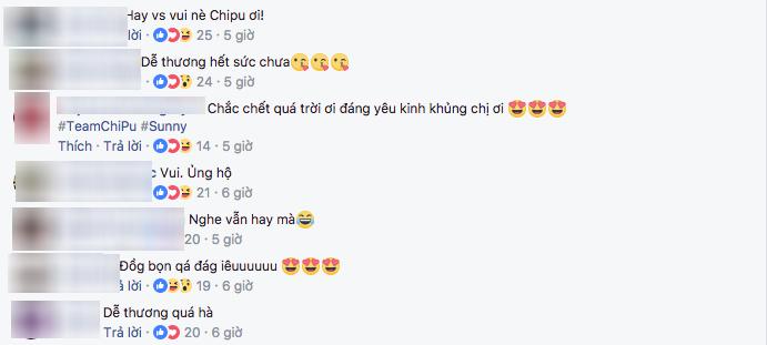 Chi Pu rủ Gil Lê, Quỳnh Anh Shyn cover vũ đạo Anh xin lỗi em đi cực đáng yêu - Ảnh 3.