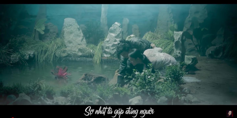 Bảo Anh làm clip giải thích chuyện tình luân hồi cho 2 MV đình đám, có kèm giọng lồng tiếng như... phim kiếm hiệp - Ảnh 2.