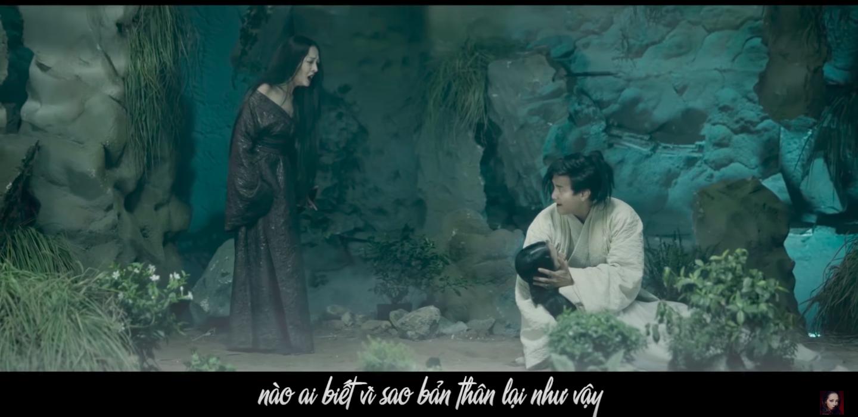 Bảo Anh làm clip giải thích chuyện tình luân hồi cho 2 MV đình đám, có kèm giọng lồng tiếng như... phim kiếm hiệp - Ảnh 3.