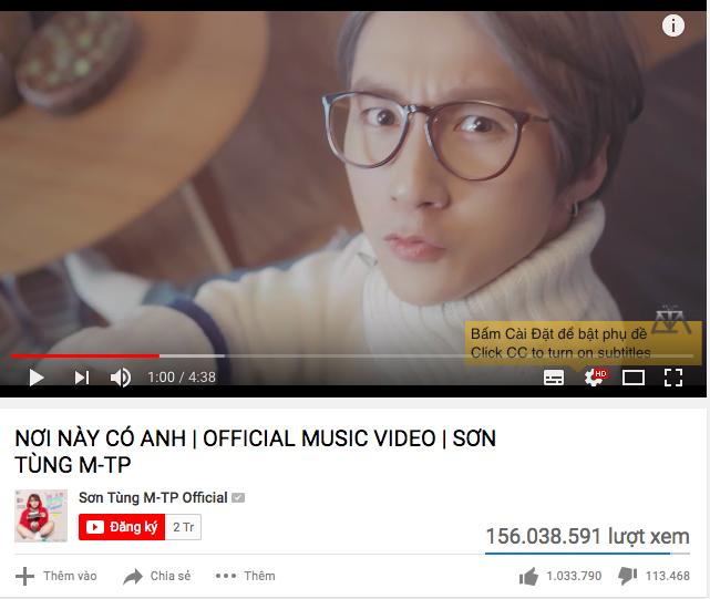 MV trăm triệu view: Con số không còn là giấc mộng xa vời của các sản phẩm Vpop! - Ảnh 7.