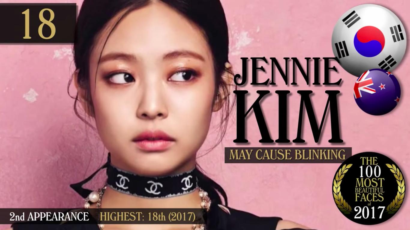 Top 100 gương mặt đẹp nhất thế giới gây tranh cãi: V (BTS) bỗng... giành hạng 1 ở bảng nam, Tzuyu vượt mặt cả Nana, Suzy - Ảnh 11.