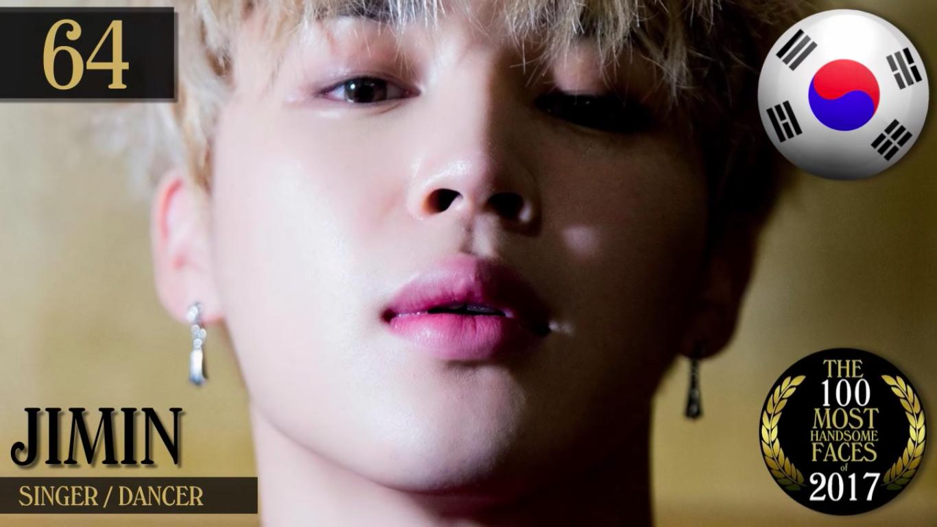 Top 100 gương mặt đẹp nhất thế giới gây tranh cãi: V (BTS)