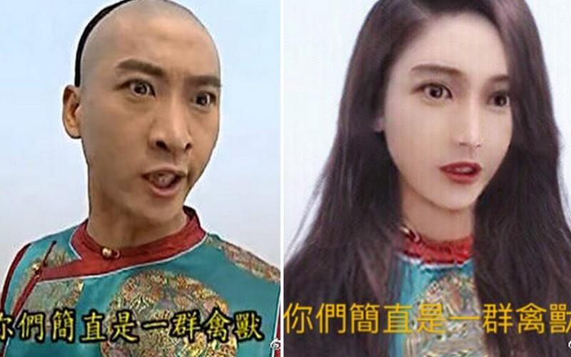 Đến Dung Ma Ma của Hoàn Châu Cách Cách còn hóa mỹ nhân thì ai chẳng lột xác được nhờ photoshop! - Ảnh 11.