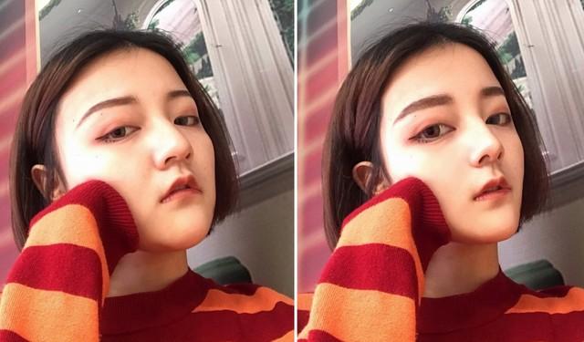 Loạt ảnh trước và sau photoshop của các cô gái xinh trên mạng: Không thể tin đây là cùng một người! - Ảnh 5.