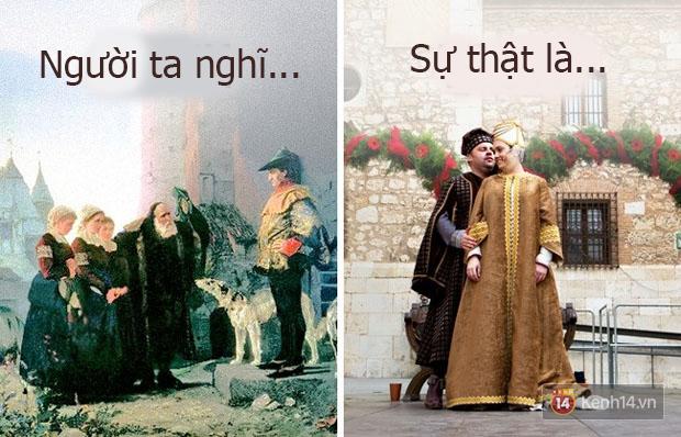 9 quan niệm sai lầm về người thời Trung cổ mà bạn sẽ há hốc miệng khi biết sự thật - Ảnh 9.