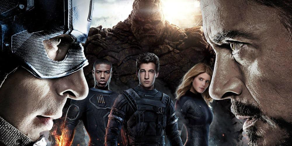 Thương hiệu Fantastic Four có thể sẽ bị bỏ rơi sau thương vụ mua bán của Disney và Fox - Ảnh 2.