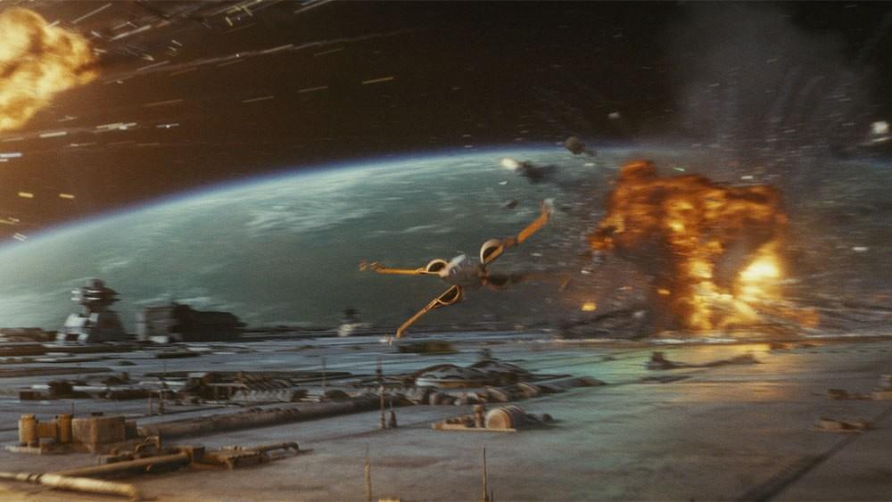 Star Wars: The Last Jedi - Vượt qua cái bóng của chính mình - Ảnh 2.