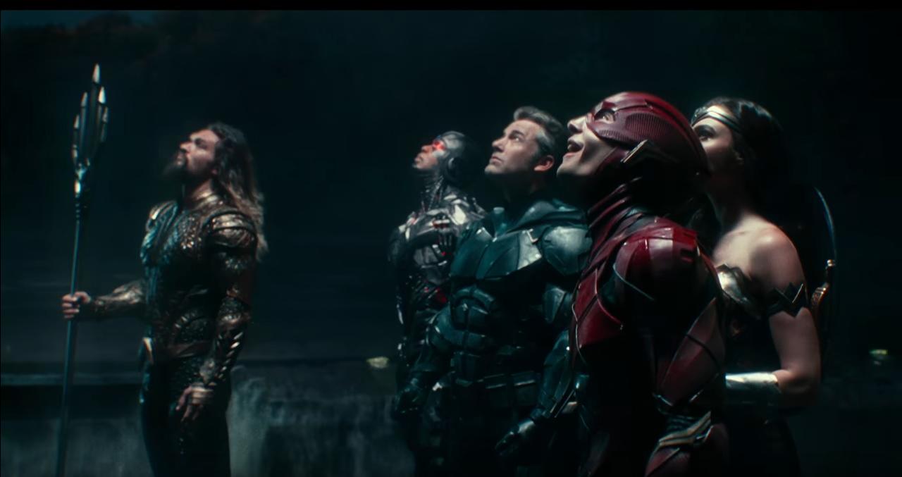 Justice League - Bom tấn mãn nhãn và thỏa mãn fan cuồng - Ảnh 2.