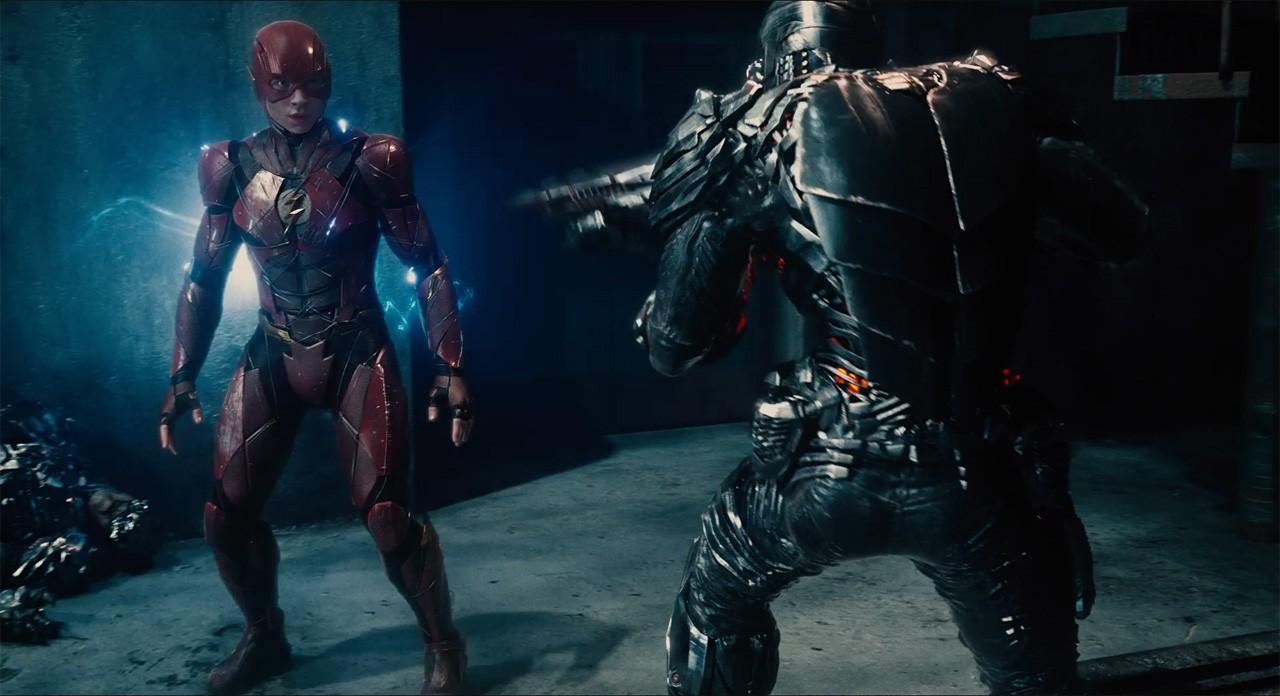 Justice League - Bom tấn mãn nhãn và thỏa mãn fan cuồng - Ảnh 3.