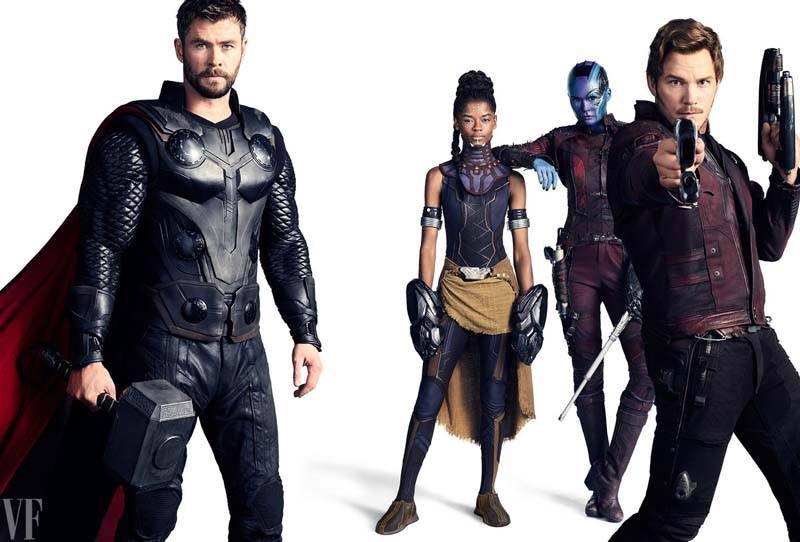 Cùng nhìn lại cuộc cách mạng dòng phim siêu anh hùng của đế chế Marvel - Ảnh 4.