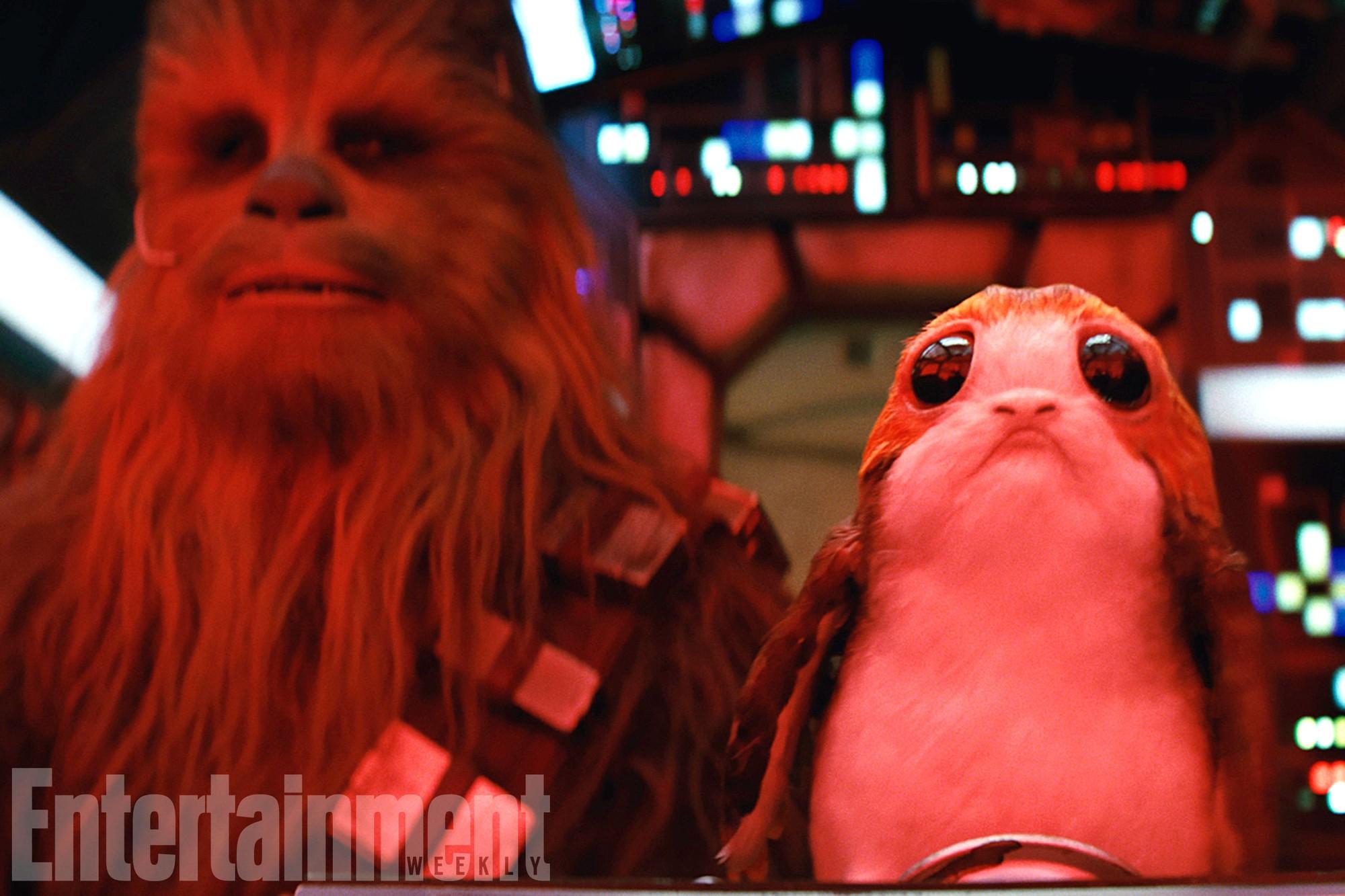 Star Wars: The Last Jedi - Vượt qua cái bóng của chính mình - Ảnh 5.