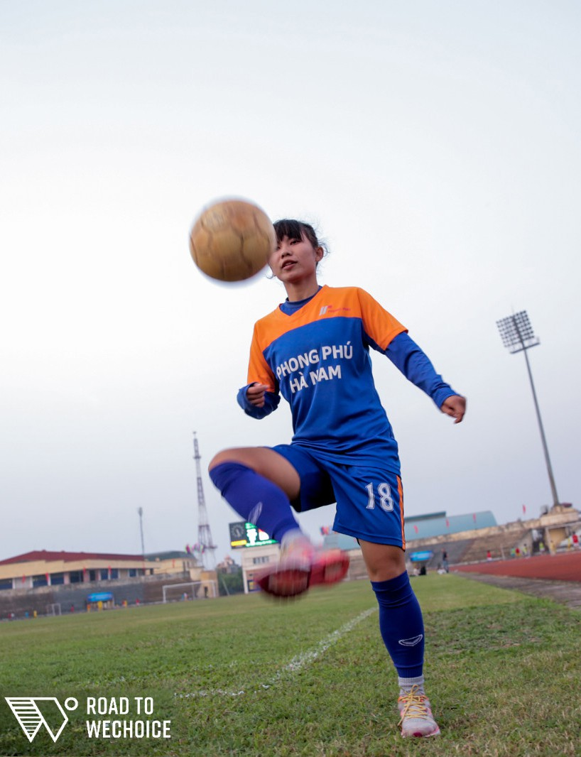 Nguyễn Thị Liễu: Cô gái mồ côi trở thành người hùng của bóng đá nữ Việt Nam - Ảnh 6.