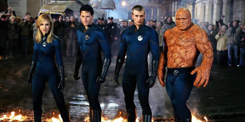 Thương hiệu Fantastic Four có thể sẽ bị bỏ rơi sau thương vụ mua bán của Disney và Fox - Ảnh 6.