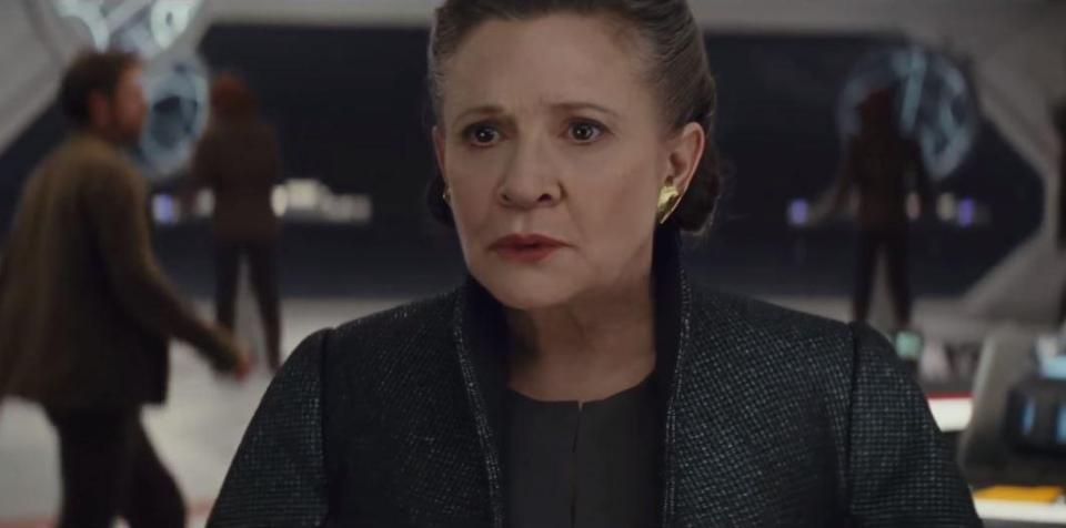 Star Wars: The Last Jedi - Vượt qua cái bóng của chính mình - Ảnh 8.