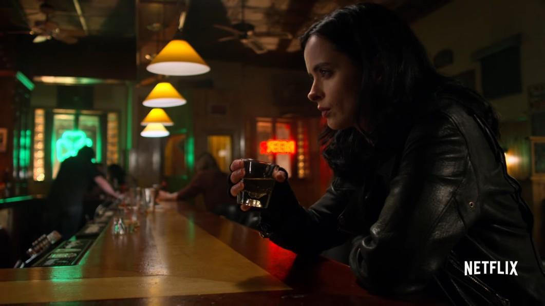 Mùa 2 của series siêu anh hùng Jessica Jones đã chính thức trở lại! - Ảnh 9.