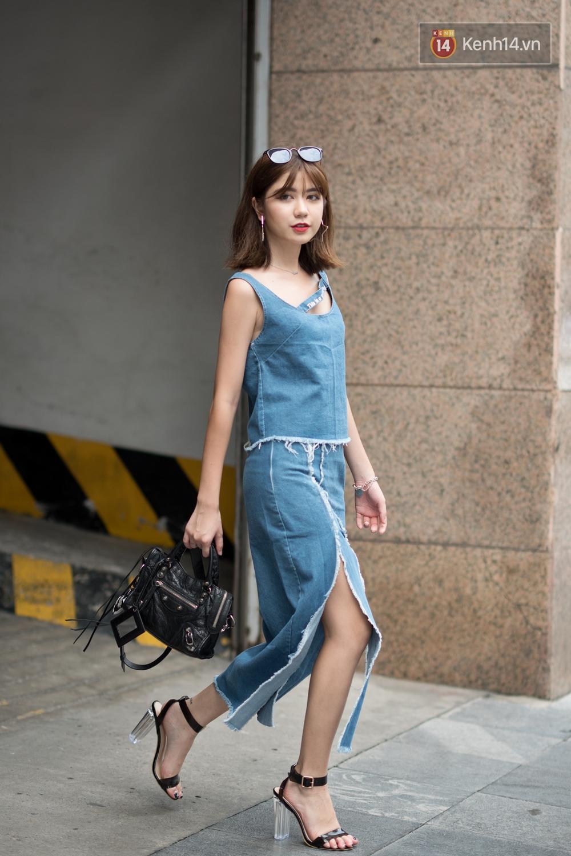 Trời dần vào thu, street style của giới trẻ Việt cũng đa dạng và chất hơn hẳn - Ảnh 7.