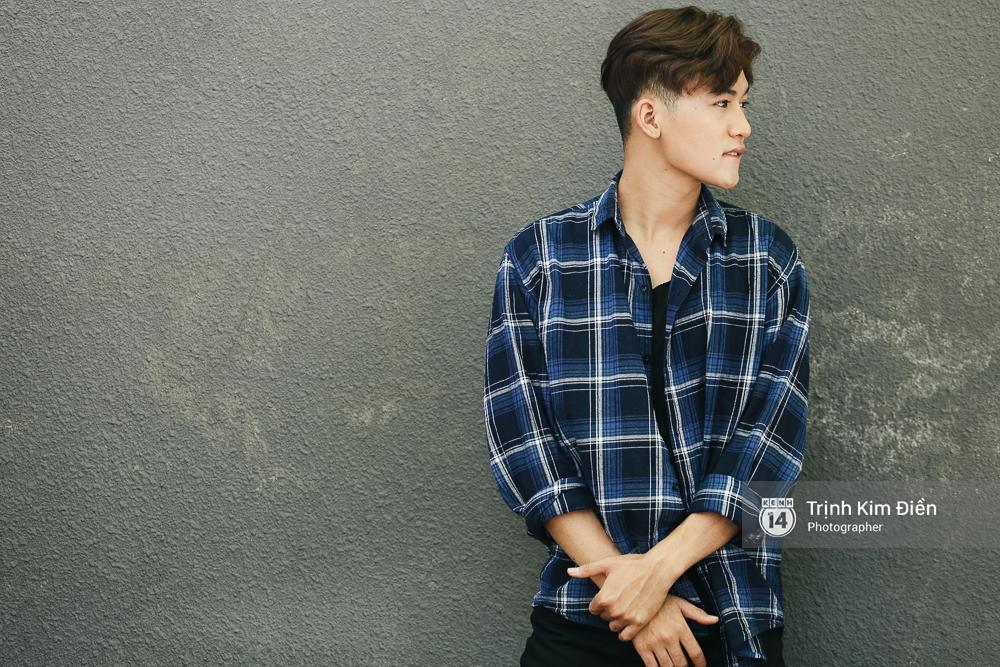 Hot boy Ali Hoàng Dương (The Voice): Sai lầm lớn nhất của tôi là đi xăm từ 16 tuổi - Ảnh 14.