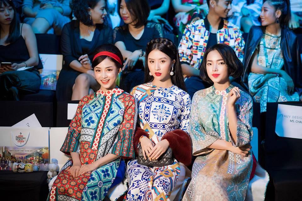 Nhìn ảnh Quỳnh Anh Shyn - Salim - Châu Bùi phải gật gù ngay: Con gái Việt mặc áo dài là đẹp nhất! - Ảnh 8.
