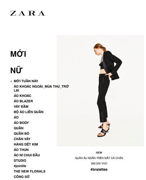 Clip trải nghiệm: Mua đồ online tại Zara Việt Nam, ship hàng từ 3 - 7 ngày với phí ship 99.000 đồng - Ảnh 12.