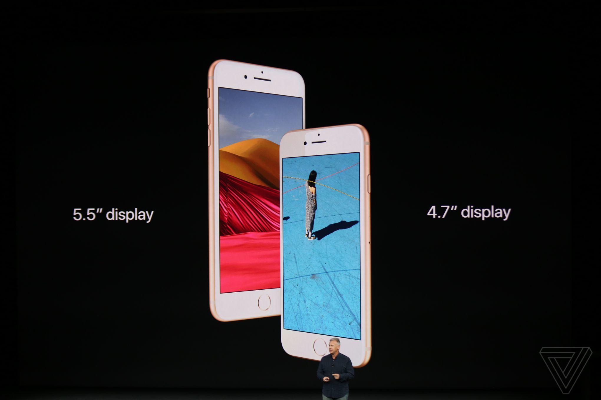 iPhone 8 và 8 Plus chính thức ra mắt: Có phiên bản màu Vàng Thẹn Thùng ai nhìn cũng mê! - Ảnh 2.