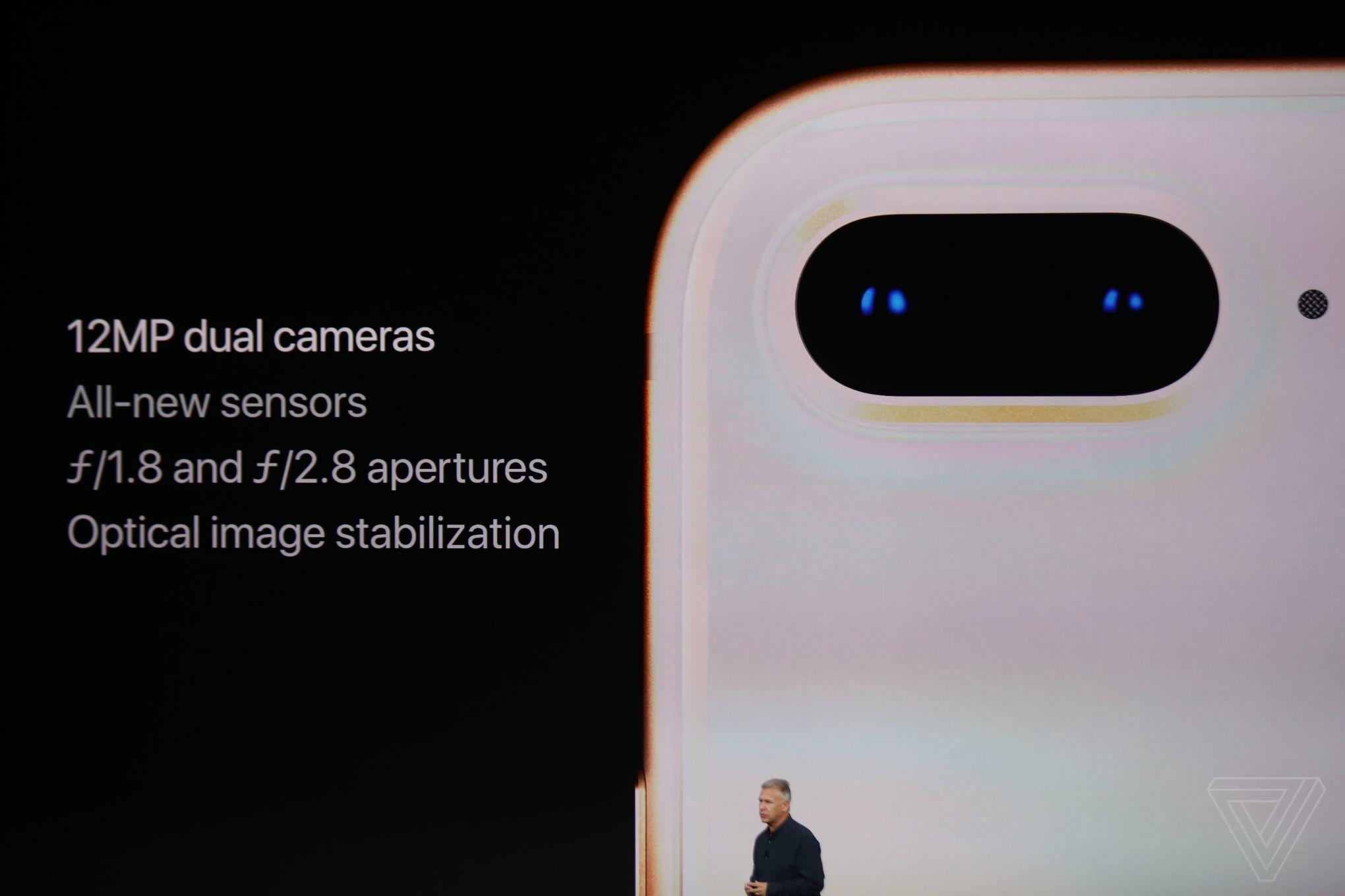 iPhone 8 và 8 Plus chính thức ra mắt: Có phiên bản màu Vàng Thẹn Thùng ai nhìn cũng mê! - Ảnh 4.
