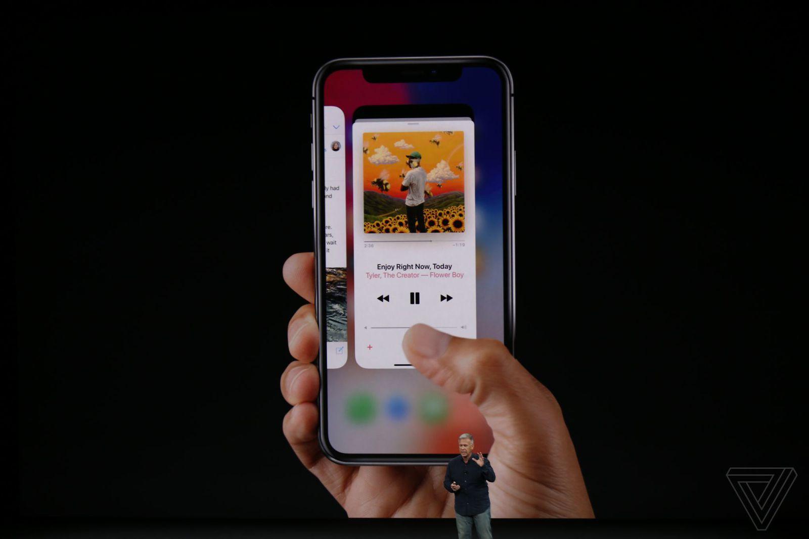 Chiếc iPhone X bao nhiêu người mong đợi đây rồi - Ảnh 2.