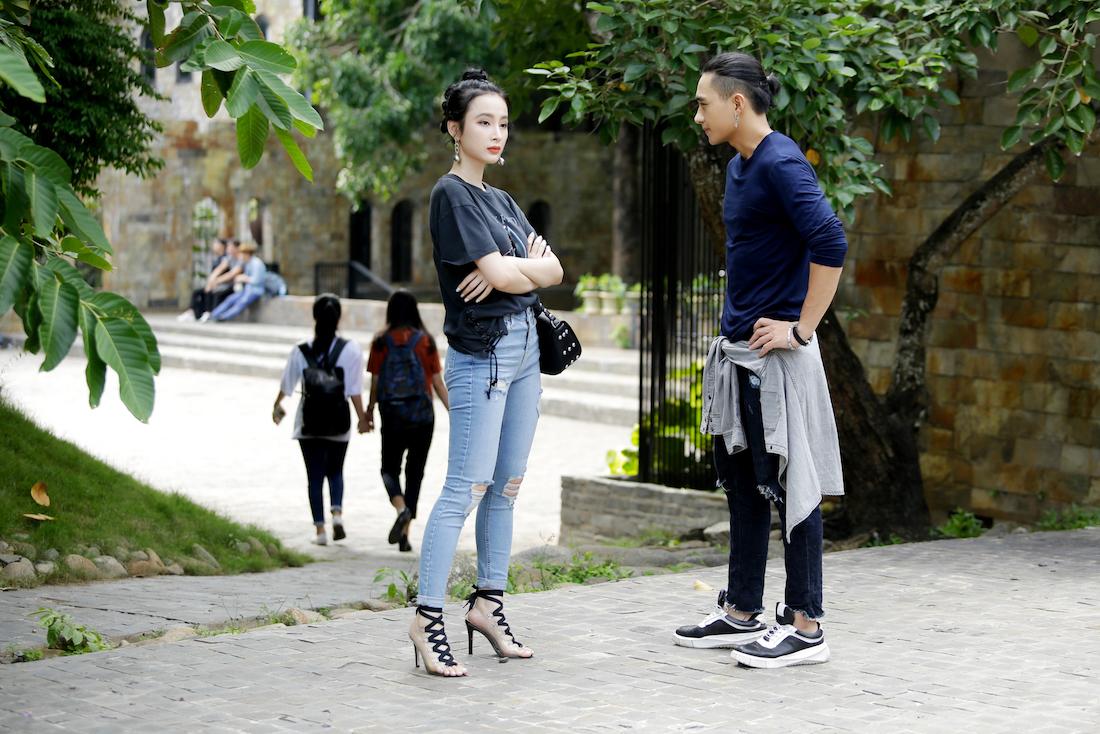 Angela Phương Trinh diện 176 bộ trang phục khác nhau trong Glee Việt - Ảnh 8.