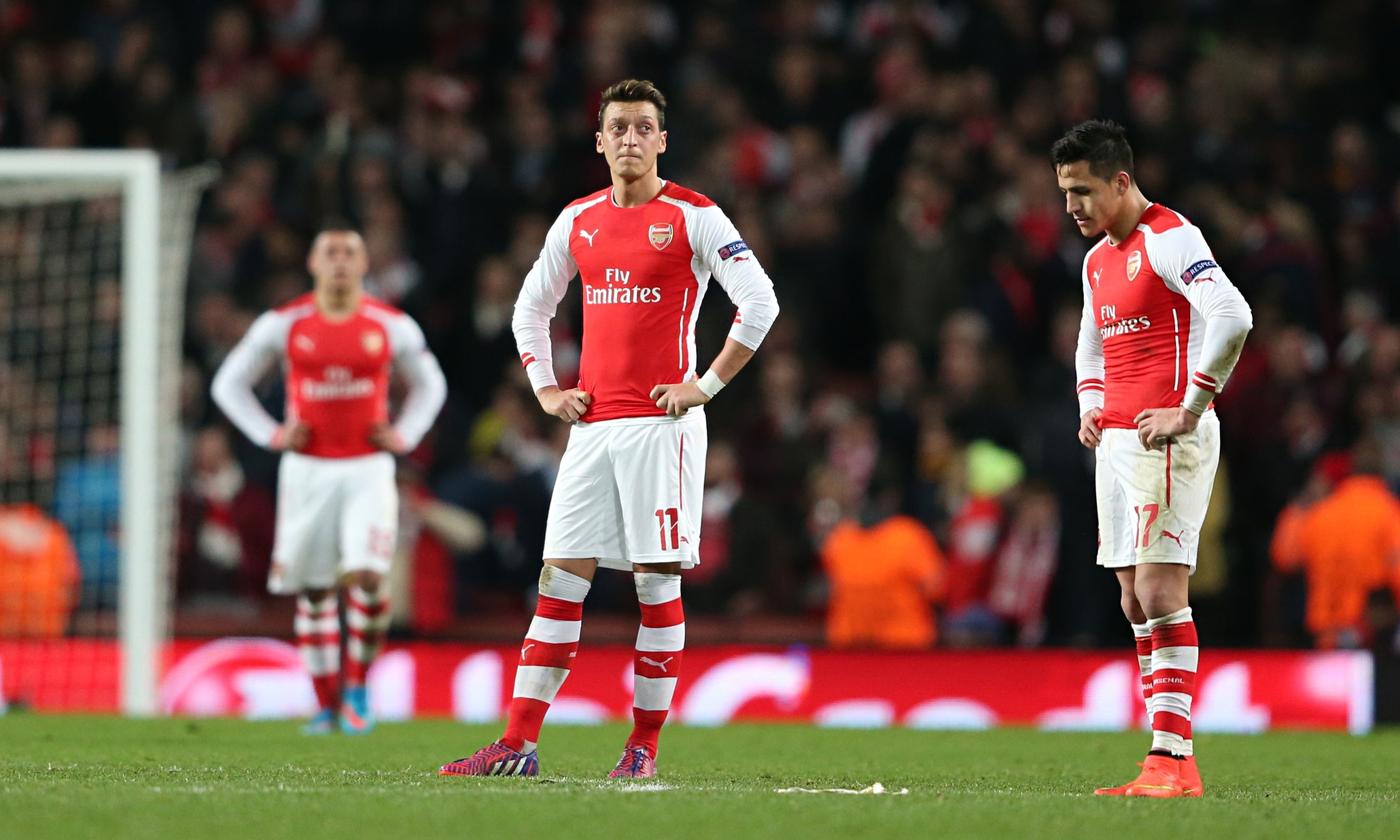 Arsene Wenger: Hãy ra đi như huyền thoại, thay vì kẻ chiến bại - Ảnh 6.