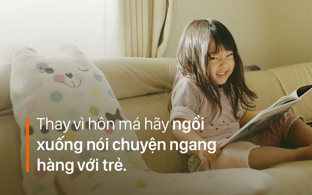8 hành động yêu thương trẻ chúng ta cần sửa để không khiến bố mẹ của bé lo lắng - Ảnh 1.