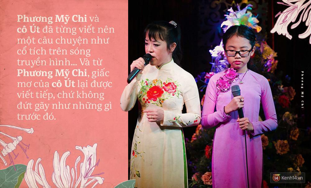 Chuyện cô Út và Phương Mỹ Chi: Đã có câu chuyện đẹp, xin cứ để nó mãi đẹp - Ảnh 1.