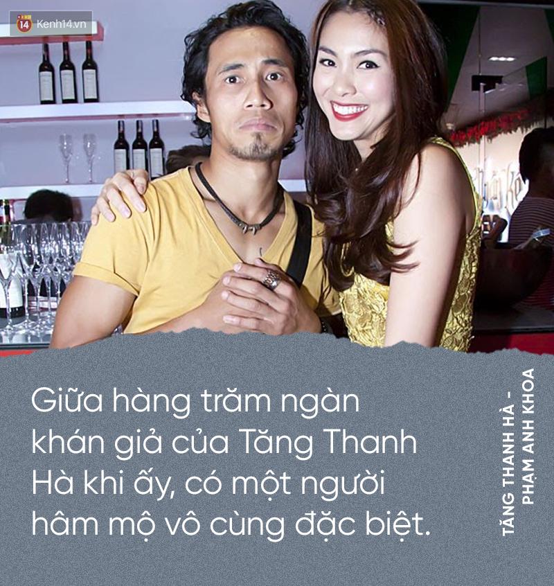 Tăng Thanh Hà – Phạm Anh Khoa: Mối nhân duyên kì lạ của showbiz Việt - Ảnh 1.