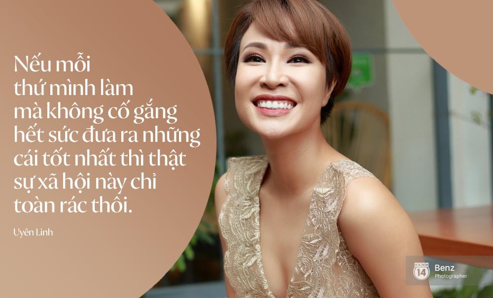Uyên Linh: Tôi chưa nghe Chi Pu hát, nhưng nói thật tôi cũng không nghe nổi - Ảnh 2.