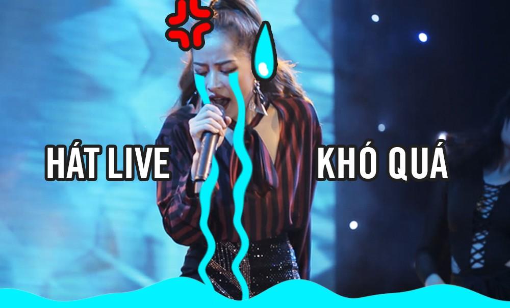 Ối giời ơi, Chi Pu hát live thấy thương quá... - Ảnh 5.