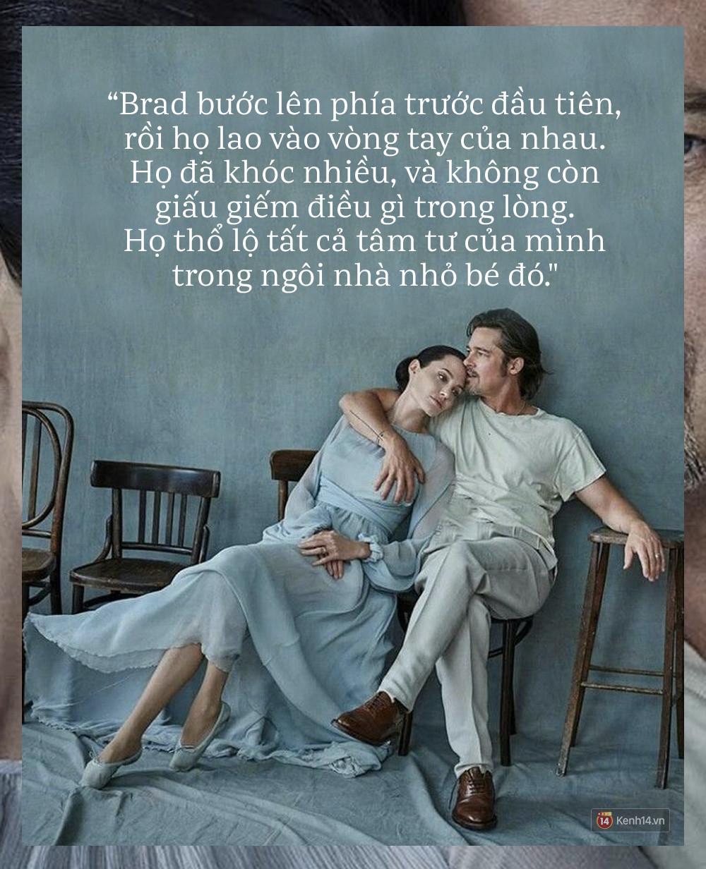 Tình yêu cũng cần một kỳ nghỉ, giống như cách Angelina Jolie và Brad Pitt đã làm để lại được ở bên nhau lần nữa - Ảnh 2.