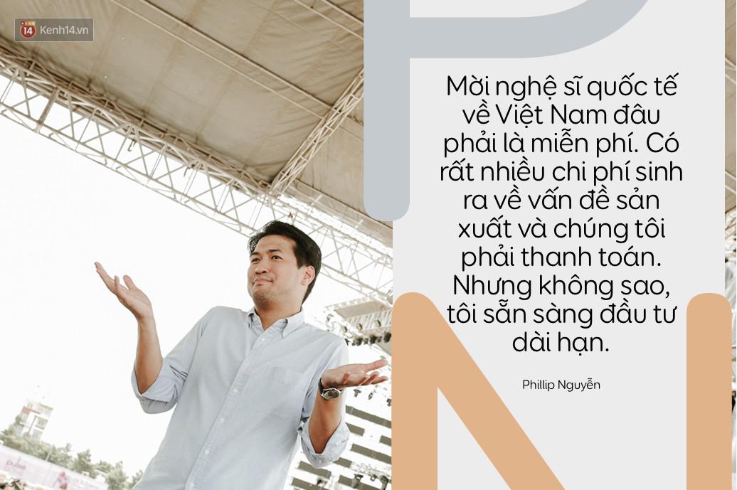 Phillip Nguyễn: Chúng ta đều là người Việt Nam, không cần thiết phải hạ bệ nhau. Thành công của tôi là của tất cả chúng ta - Ảnh 4.