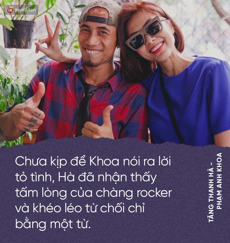 Tăng Thanh Hà – Phạm Anh Khoa: Mối nhân duyên kì lạ của showbiz Việt - Ảnh 2.