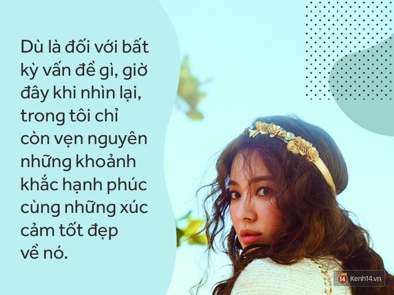 Sắp là vợ người ta, Song Hye Kyo thổ lộ: Hạnh phúc là được ngồi quây quần bên bàn ăn với người yêu thương - Ảnh 1.