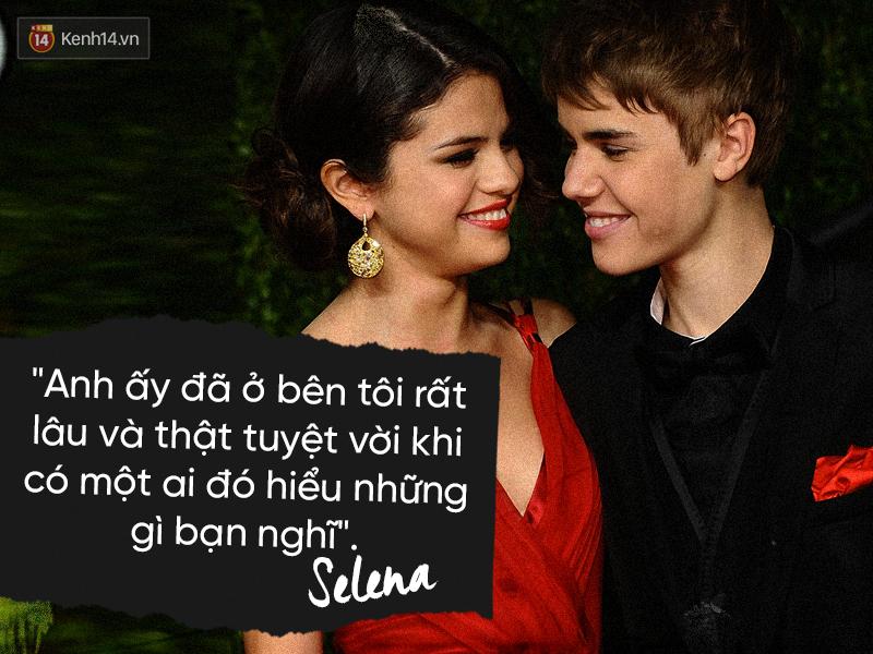 Đừng hỏi vì sao Selena Gomez không thể xa Justin Bieber, bởi giữa họ không chỉ là tình yêu - Ảnh 1.