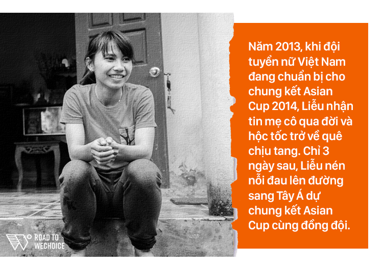 Nguyễn Thị Liễu: Cô gái mồ côi trở thành người hùng của bóng đá nữ Việt Nam - Ảnh 4.