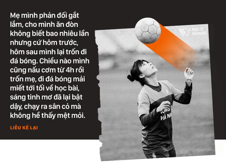 Nguyễn Thị Liễu: Cô gái mồ côi trở thành người hùng của bóng đá nữ Việt Nam - Ảnh 8.