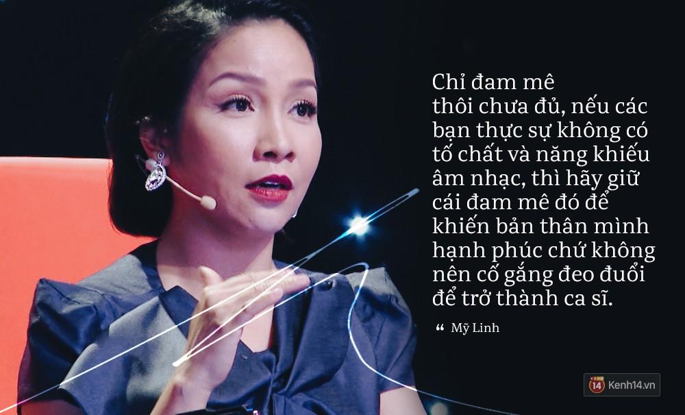 Diva Mỹ Linh: Chỉ vì thấy một số bạn hát live chưa tốt mà đề nghị cấp thẻ hành nghề để thanh lọc thì hơi buồn cười! - Ảnh 3.