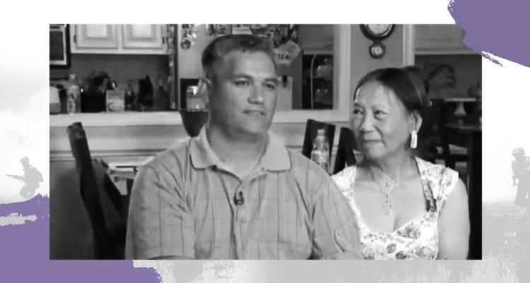 48 năm lạc nhau vì chiến tranh, người mẹ Việt Nam ngập tràn nước mắt khi tìm được con trên đất khách - Ảnh 2.